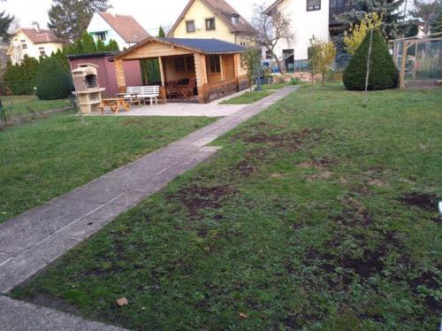 MIM Garten Haus